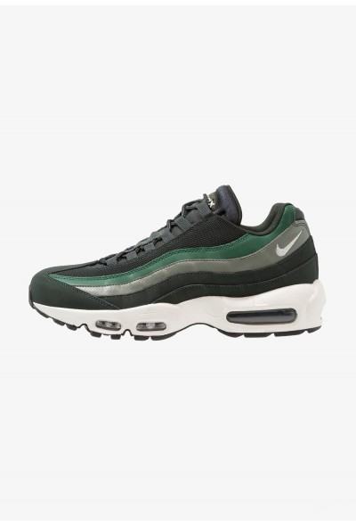 Nike AIR MAX 95 ESSENTIAL - Baskets basses outdoor green/sail/fir/vintage lichen liquidation