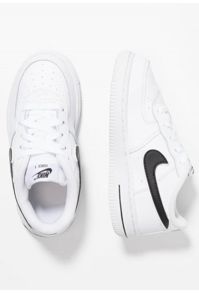Black Friday 2020 | Nike FORCE 1-3 - Chaussures premiers pas white/black liquidation