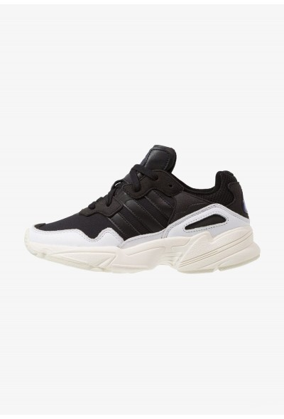 Adidas YUNG-96 - Baskets basses footwear white/core black/offwhite pas cher
