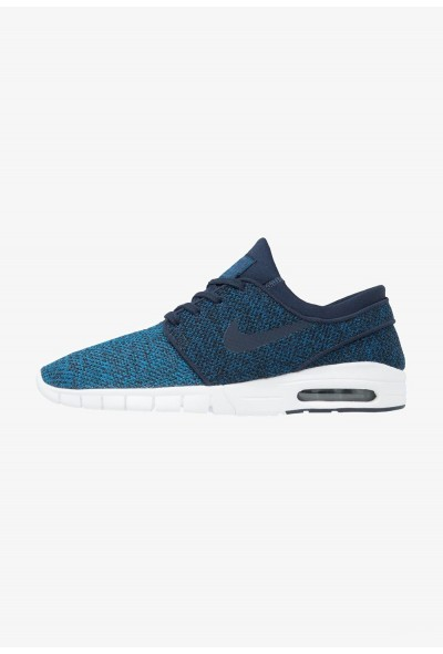 Black Friday 2020 | Nike STEFAN JANOSKI MAX - Baskets basses industrial blue/obsidian/photo blue liquidation