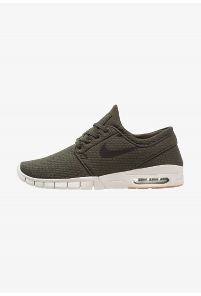 Nike STEFAN JANOSKI MAX - Baskets basses sequoia/black/medium brown/light bone liquidation