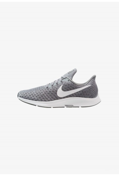Nike AIR ZOOM PEGASUS 35 - Chaussures de running neutres cool grey/pure platinum/anthracite/dark grey liquidation
