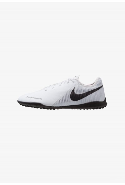 Nike PHANTOM  VSN ACADEMY TF - Chaussures de foot multicrampons pure platinum/black/light crimson/dark grey liquidation