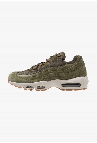 Nike AIR MAX 95 SE - Baskets basses olive/sequoia/light bone/black/medium brown liquidation
