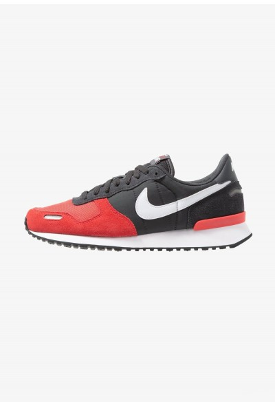 Nike AIR VORTEX - Baskets basses anthracite/white/siren red/black liquidation