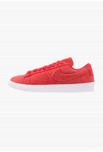 Nike BLAZER LOW SD - Baskets basses speed red/white liquidation