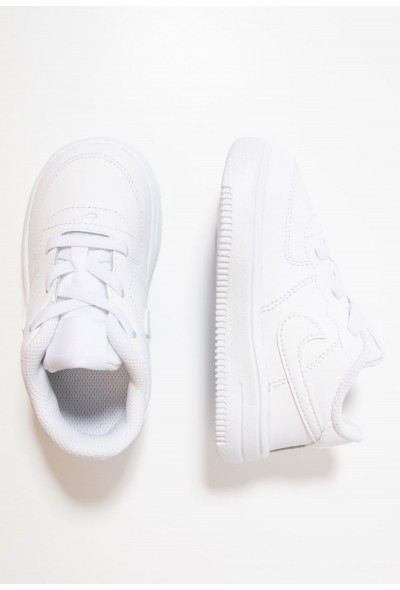 Black Friday 2020 | Nike FORCE 1 18 - Chaussures premiers pas white liquidation