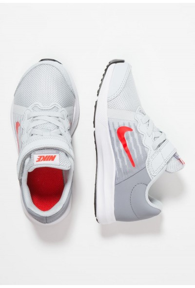 Black Friday 2020 | Nike DOWNSHIFTER 8 - Chaussures de running neutres pure platinum/habanero red/black liquidation