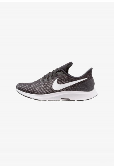 Nike AIR ZOOM PEGASUS 35 - Chaussures de running neutres black/white/gunsmoke/oil grey liquidation