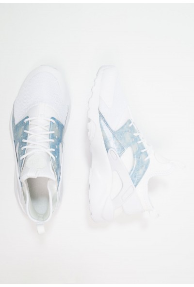 Nike AIR HUARACHE RUN ULTRA - Baskets basses white/royal tint liquidation
