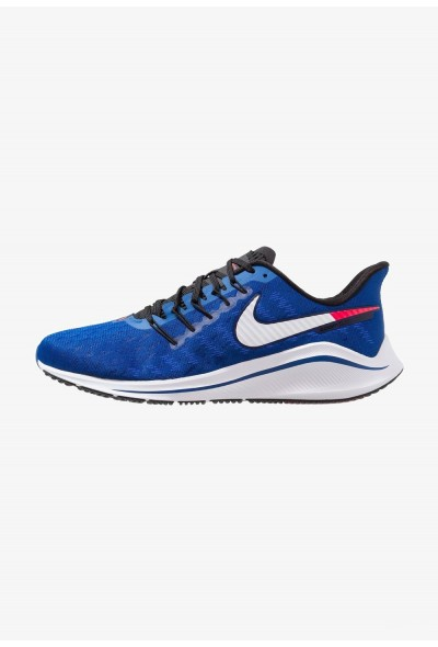 Nike AIR ZOOM VOMERO  - Chaussures de running neutres indigo force/photo blue/red orbit/blue void/white liquidation