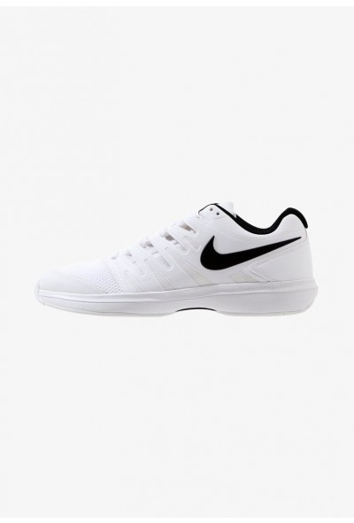 Nike AIR ZOOM PRESTIGE HC - Baskets tout terrain white/black liquidation