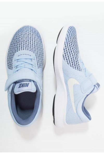 Black Friday 2019 | Nike REVOLUTION 4 - Chaussures de running neutres royal tint/metallic summit white liquidation
