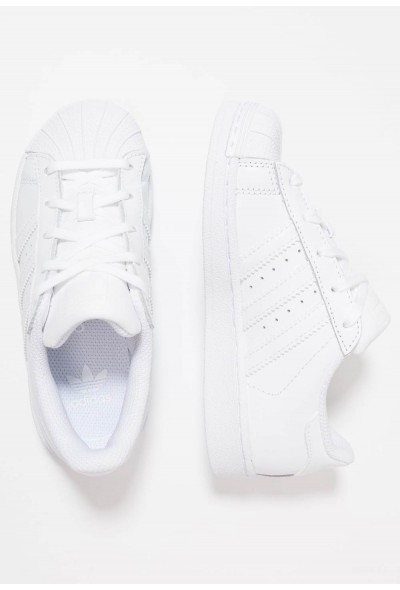 Adidas SUPERSTAR FOUNDATION - Baskets basses footwear white pas cher