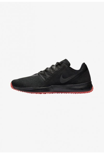 Black Friday 2020 | Nike VARSITY COMPETE  - Chaussures d'entraînement et de fitness black/red liquidation