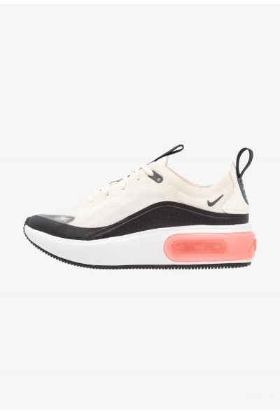 Nike AIR MAX DIA SE - Baskets basses pale ivory/black/summit white liquidation