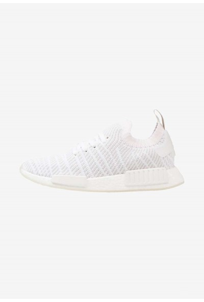 Adidas NMD_R1 STLT PK - Baskets basses footwear white/grey one/solar pink pas cher