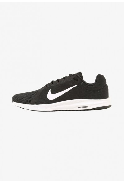 Nike DOWNSHIFTER 8 - Chaussures de running neutres black/white/anthracite liquidation