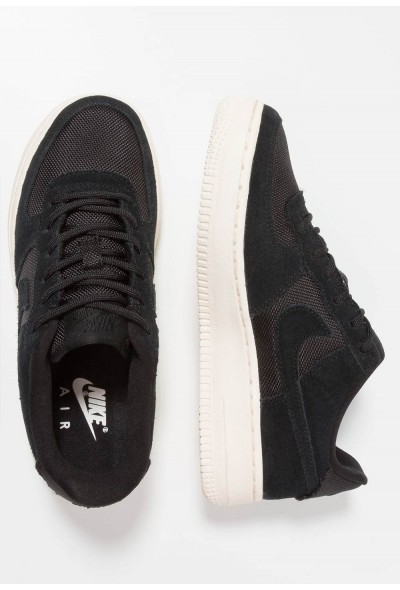 Nike AIR FORCE 1 - Baskets basses black/pale ivory liquidation