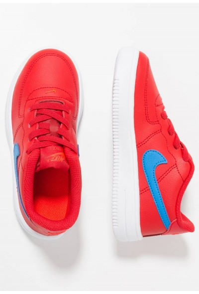 Black Friday 2020 | Nike FORCE 1 18 - Chaussures premiers pas university red/photo blue/bright crimson liquidation