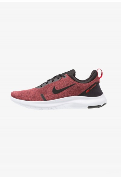 Cadeaux De Noël 2019 Nike FLEX EXPERIENCE RN 8 - Chaussures de course neutres black/red orbit/university red/white liquidation