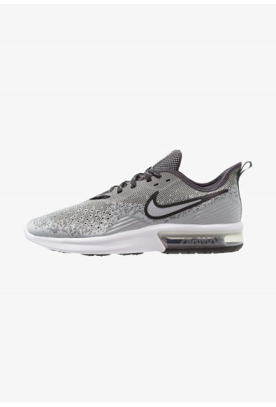 Nike AIR MAX SEQUENT 4 - Chaussures de running neutres wolf grey/anthracite/white/black liquidation