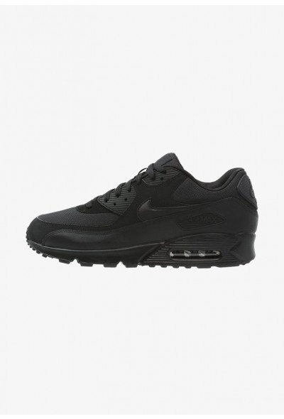 Nike AIR MAX 90 ESSENTIAL - Baskets basses black liquidation