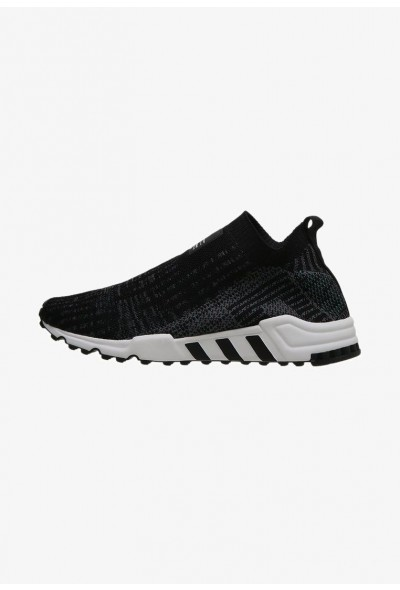 Adidas EQT SUPPORT  - Baskets basses core black/grey five/cry white pas cher