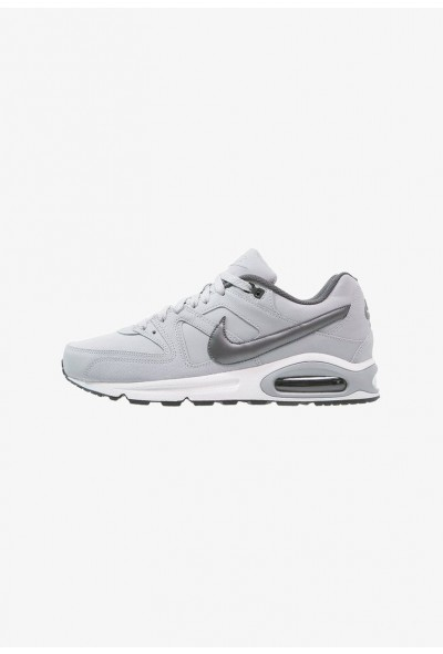 Nike AIR MAX COMMAND - Baskets basses wolf grey/metallic dark grey/black/white liquidation