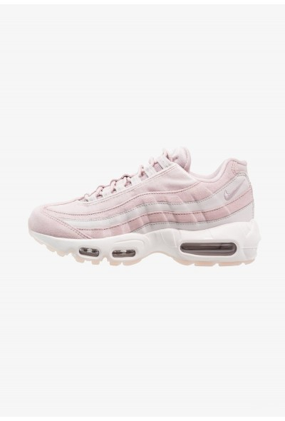 Nike AIR MAX 95 LX - Baskets basses particle rose/vast grey/summit white liquidation