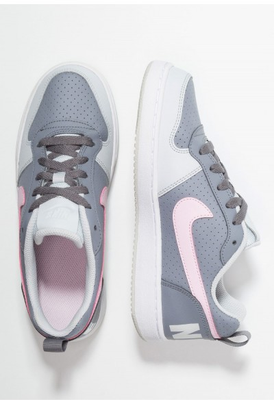 Black Friday 2020 | Nike COURT BOROUGH - Baskets basses cool grey/pink foam/pure platinum liquidation