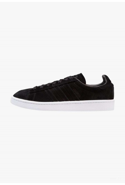 Adidas CAMPUS STITCH AND TURN - Baskets basses core black/footwear white pas cher