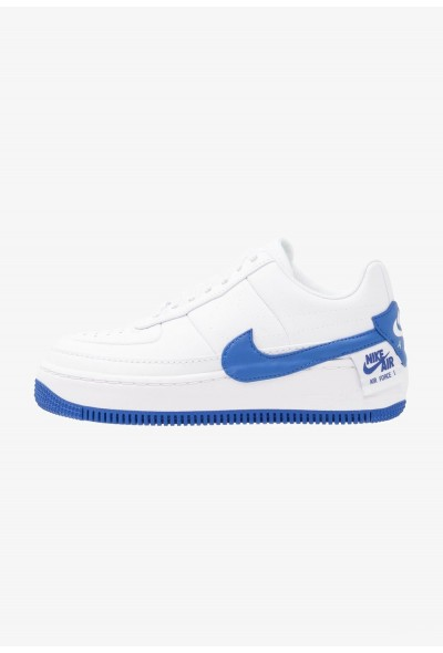 Nike AF1 JESTER - Baskets basses white/game royal liquidation
