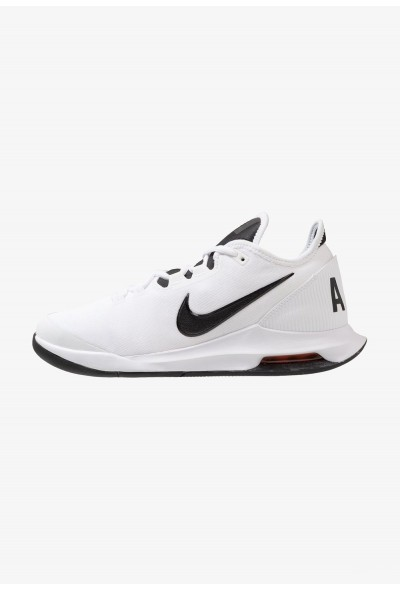 Nike AIR MAX WILDCARD HC - Baskets tout terrain white/black/bright crimson liquidation