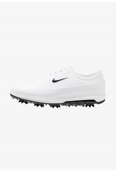 Nike VICTORY TOUR - Chaussures de golf white/chrome/platinum tint/vast grey liquidation