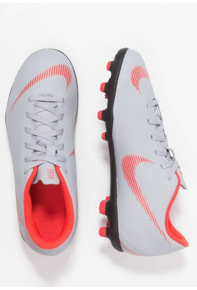 Black Friday 2020 | Nike MERCURIAL VAPOR 12 CLUB MG - Chaussures de foot à crampons wolf grey/light crimson/black liquidation