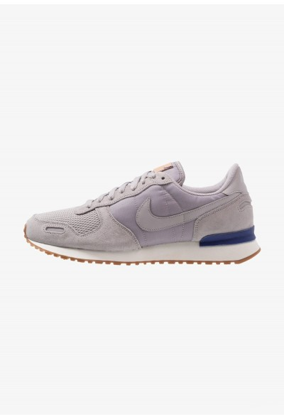 Nike AIR VORTEX - Baskets basses atmosphere grey/deep royal blue/sail/medium brown/tan liquidation