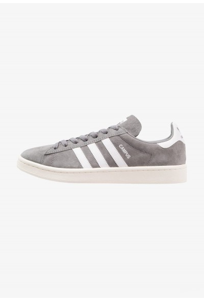 Adidas CAMPUS - Baskets basses grey three/footwear white/chalk white pas cher