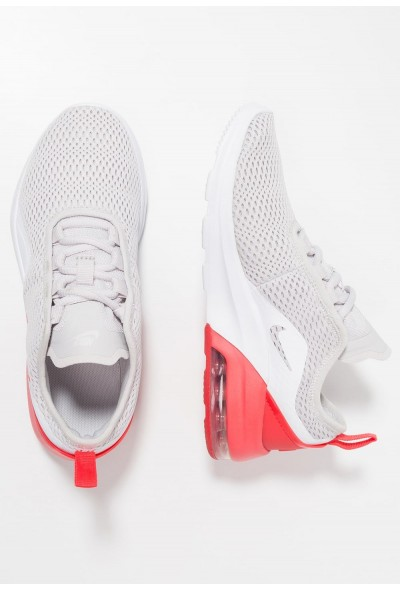 Nike AIR MAX MOTION 2 - Baskets basses vast grey/ember glow/universal red/white liquidation
