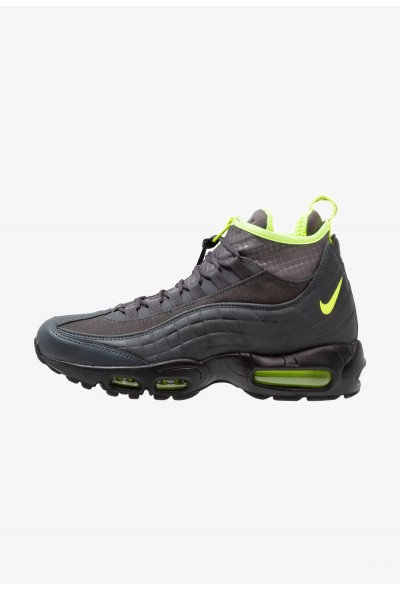 Black Friday 2020 | Nike AIR MAX 95 - Baskets montantes anthracite/volt/dark grey/black liquidation