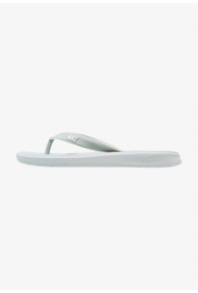 Nike SOLAY THONG - Tongs light pumice/light bone liquidation