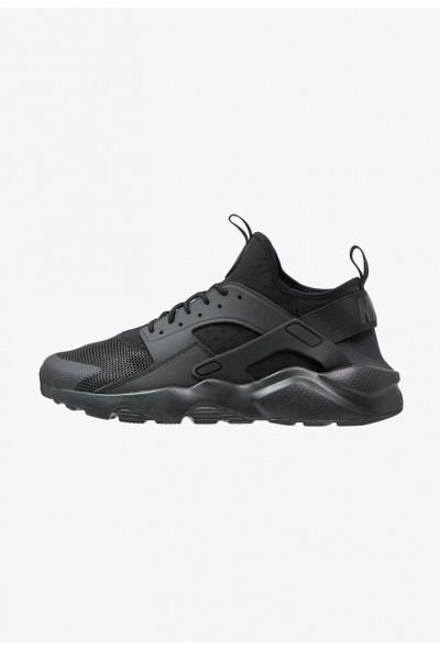 Nike AIR HUARACHE RUN ULTRA - Baskets basses black liquidation