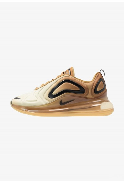 Nike AIR MAX 720 - Baskets basses wheat/black/club gold liquidation