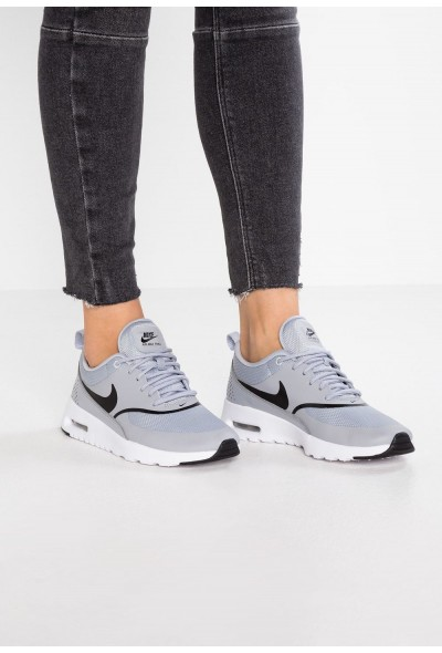 Black Friday 2020 | Nike AIR MAX THEA - Baskets basses wolf grey/black liquidation