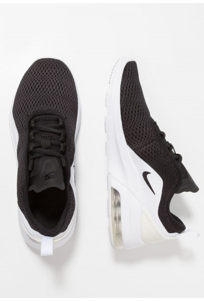 Nike AIR MAX MOTION 2 - Baskets basses black/white liquidation
