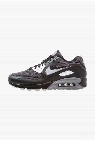 Nike AIR MAX 90 ESSENTIAL - Baskets basses black/wolf grey/dark grey/cool grey liquidation