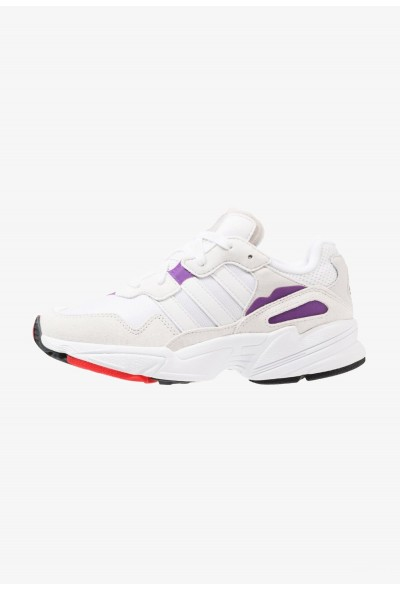 Black Friday 2020 | Adidas YUNG-96 - Baskets basses footwear white/crystal white/active red pas cher