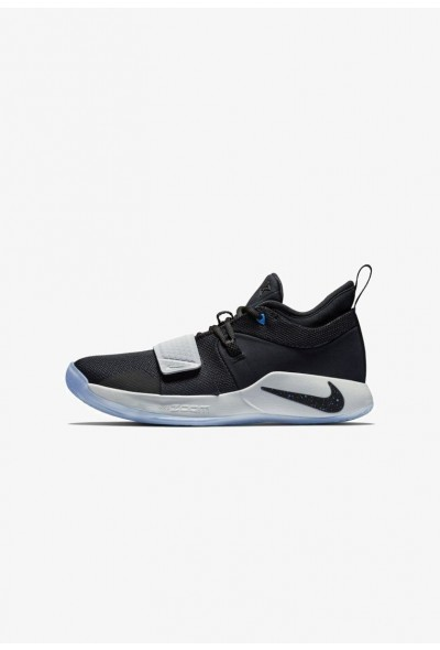 Nike PG 2.5 - Baskets basses black/photo blue/black liquidation