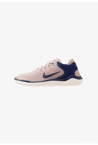 Nike FREE RN 2018 - Chaussures de course neutres diffused taupe/blue void/guava ice liquidation