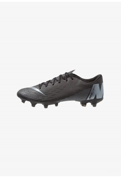 Black Friday 2020 | Nike MERCURIAL VAPOR 12 ACADEMY MG - Chaussures de foot à crampons black/anthracite/light crimson liquidation